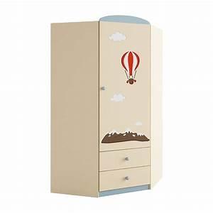 Armoire D Angle : armoire d 39 angle voyager azura home design ~ Teatrodelosmanantiales.com Idées de Décoration