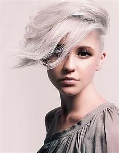 Coiffure Blonde Courte : coiffure courte effil e hiver 2015 les plus belles coupes courtes de 2018 elle ~ Melissatoandfro.com Idées de Décoration