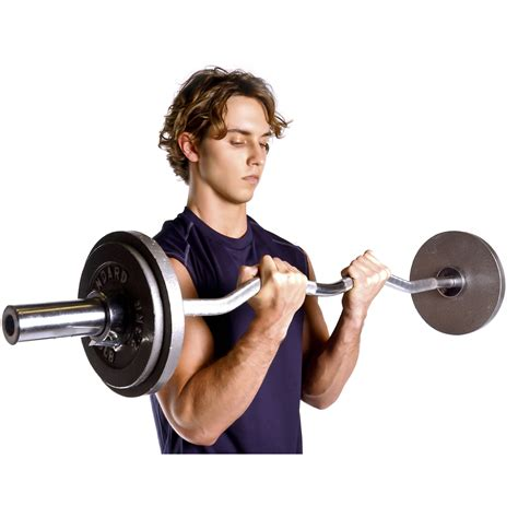 cap barbell olympic curl bardumbbell handle combo set ebay