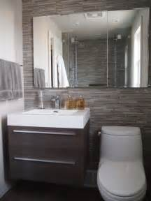 modern small bathroom ideas pictures bathroom reno in the kingsway contemporary bathroom toronto by chic decor design
