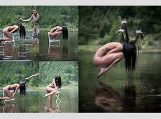 Efectos de Levitación en Photoshop Jumabu