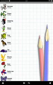 Zeichnen App Android : how to draw einfach zeichnen lernen apps f r android ~ Watch28wear.com Haus und Dekorationen
