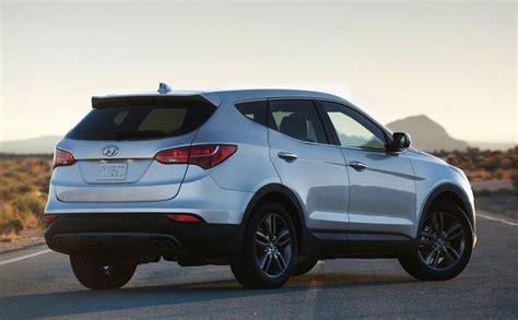 Hyundai Sante by Hyundai Santa Fe Australian Prices And Specifications