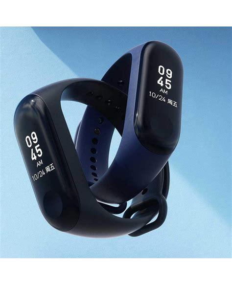 MI M4 Bluetooth Smart Band Waterproof Heart Rate Monitor