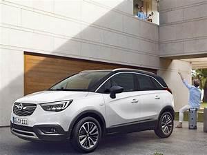 Opel Crossland 2018 : 2018 opel crossland x debuts coming to uae drive arabia ~ Medecine-chirurgie-esthetiques.com Avis de Voitures