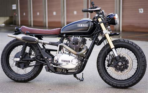 Vintage Steele Yamaha Xs650