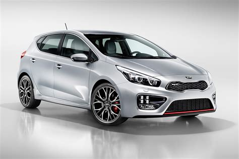 Hot Kia Ceed Gt Planned Auto Express