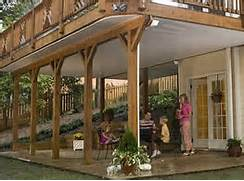 System Maximizes Outdoor Living Space Under Your Existing Deck Dry Space Below Your Raised Deck With Our World Class Under Deck Balcony Design In Tune With Nature Property Property AsiaOne Deck Lafrance Design Paul Lafrance Deck Deck Dry Bars Deck Design