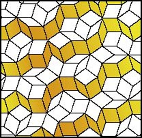 Penrose Tiling Golden Ratio by Emat 6680 Class Page Forwrite Up5