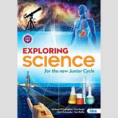 Exploring Science  For The New Junior Cycle (ebook 1 Academic Year Licence