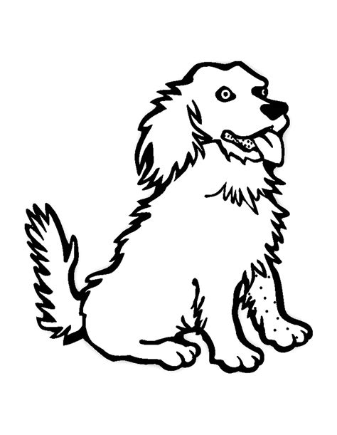 dogs  color  children dogs kids coloring pages