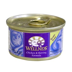 healthy indulgence cat food herring  oz  pack