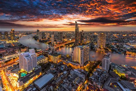 bangkok weather sunset climate temperature getty seasons