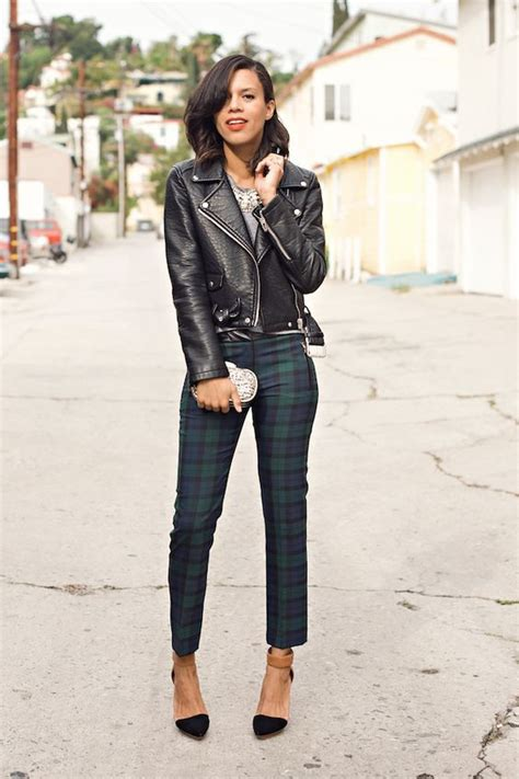 20 Style Tips On How To Wear Plaid Pants - Gurl.com | Gurl.com