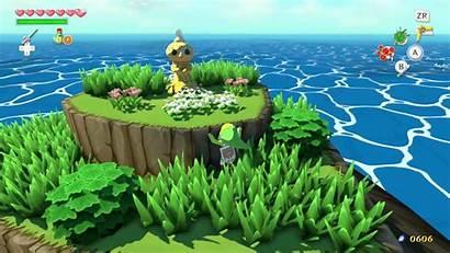 Waker Wind Zelda Background Windwaker Link Shades