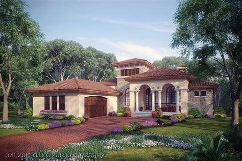 Mediterranean Style House Plans Italian Story