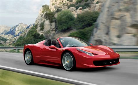The Clarkson Review Ferrari 458 Spider (2012
