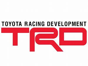 Trd Automobile : trd racing logo car interior design ~ Gottalentnigeria.com Avis de Voitures