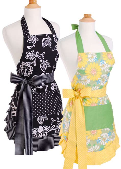 designer kitchen aprons a side of giveaway apron patterns and 3224