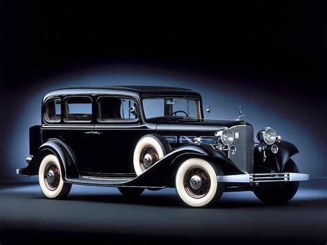 1933 Cadillac Series 355