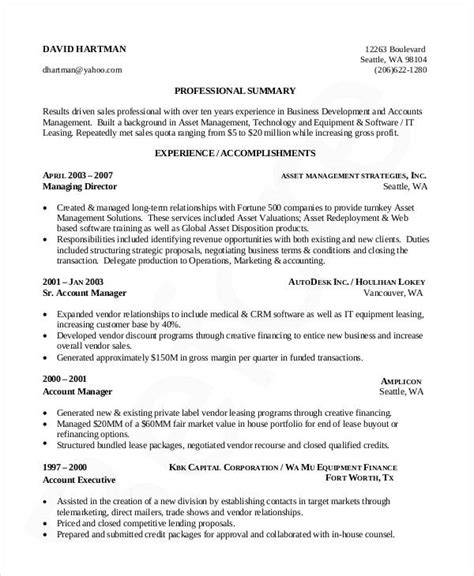 resume exles business development 22 business resume templates free word pdf documents free premium templates