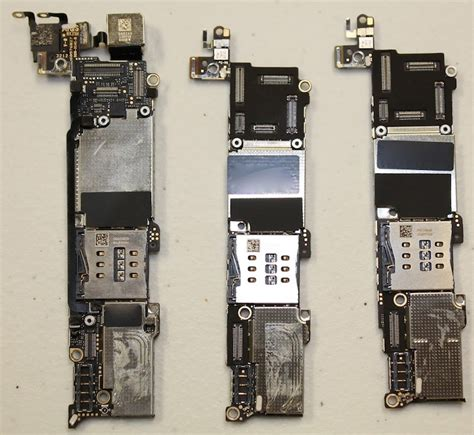iphone   iphone  teardowns show touch id home
