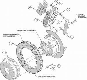 Wilwood Disc Brake Kit 99