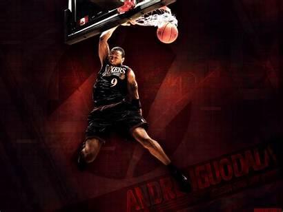 Slam Dunk Basketball Iguodala Andre Wallpapers Nba