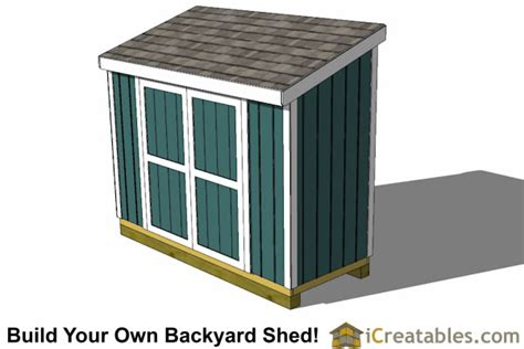 lean  shed plans outdoor garden shed small shed plans