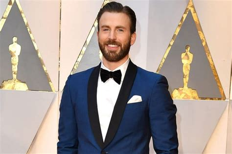 Chris Evans Breaks His Silence After Accidentally Sharing ...
