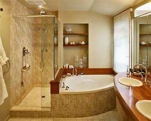 Grande Baignoire D Angle : la petite baignoire d 39 angle est la princesse de votre ~ Edinachiropracticcenter.com Idées de Décoration