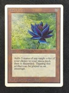 top 10 most expensive magic the gathering cards the