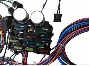 12 Circuit Street Hot Rat Rod Custom Universal Color