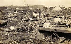 Tri-State Tornado: Missouri, Illinois, Indiana, March 1925