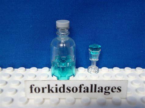 Lego Water Bottle & Glass (Drinks, Wine, Soda) Minifigure Accessories   eBay