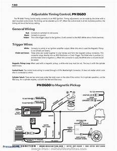 Msd Ignition Digital  Wiring Diagram Brilliant Msd Timing