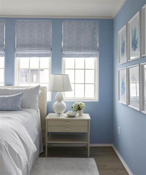 Blue Bedrooms by Blue Bedroom With Blue Coral Gallery Wall Cottage