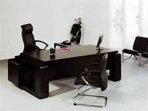 Schreibtisch Glasplatte Schwarz : schreibtischkombination bei b rom bel jourtym ~ Markanthonyermac.com Haus und Dekorationen