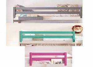 Barriere Lit Superposé : barriere de protection pour lit superpose design sur ~ Premium-room.com Idées de Décoration