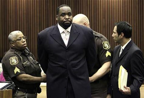 Kwame Kilpatrick, ex-mayor of Detroit, sentenced to up to ...