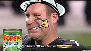 Ben Roethlisberger stretches his jaw, makes funny face, is ...