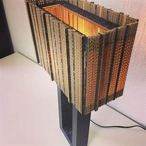 Abat Jour Pour Lampe Sur Pied : un abat jour pour mon pied de lampe lpb carton ~ Teatrodelosmanantiales.com Idées de Décoration