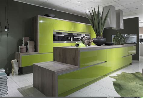 cuisine verte davaus cuisine blanche verte avec des idées