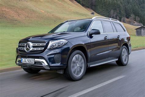 Mercedes Gls Erster Test Technische Daten Preise