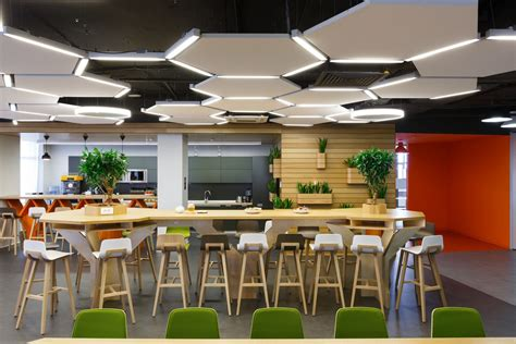 Stylish Home Interiors - interesting and impressive modern office cafeteria design orchidlagoon com