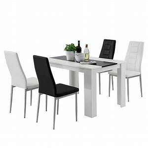 Esstisch Stühle Weiß : esstisch st hle leder weiss ~ Michelbontemps.com Haus und Dekorationen