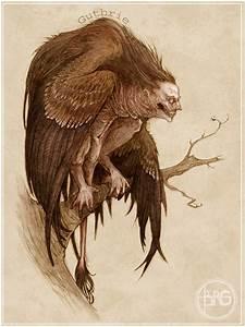 The Harpy by GuthrieArtwork on DeviantArt