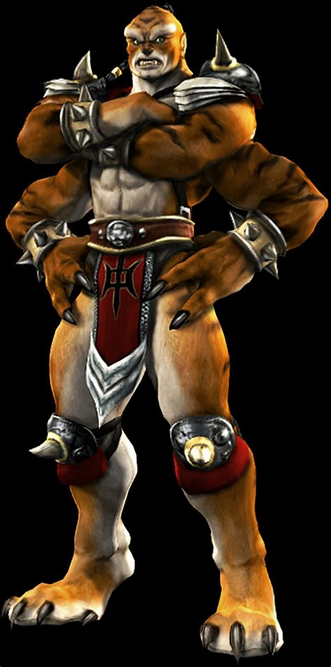 Goro Vs Kintaro Mortal Kombat Battles Comic Vine