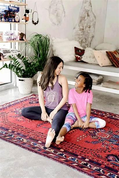 Yoga Moves Hatha Stress Partner Shooting Postures