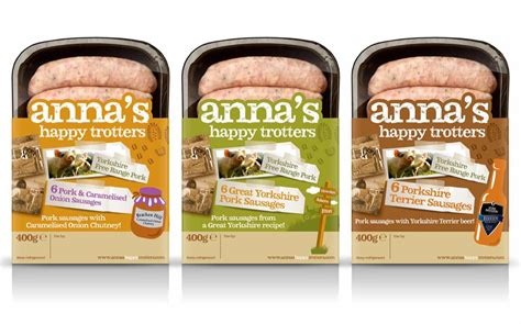Yorkshire sausage brand adopts updated packaging design ...